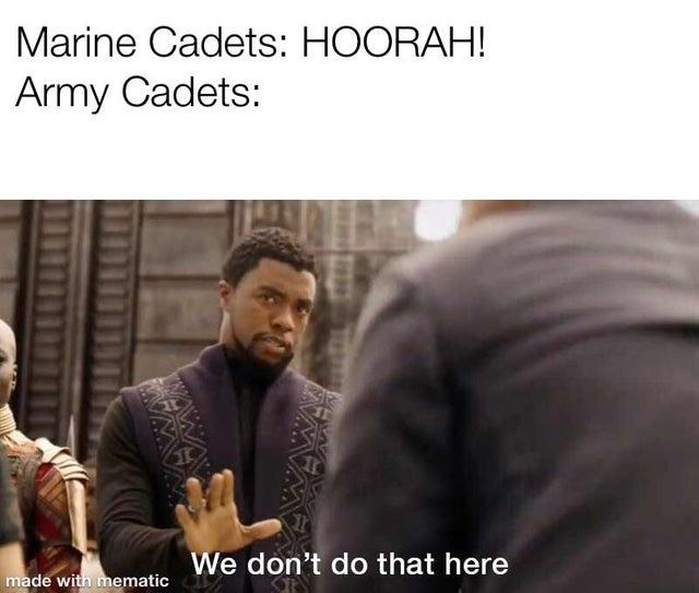 amusing jrotc memes