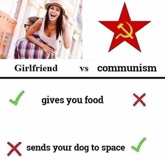 animated Communist memes