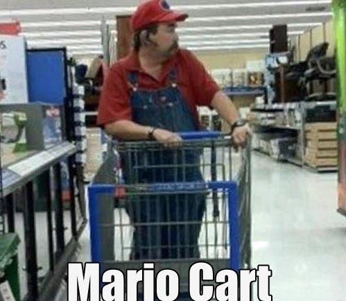 animated Mario memes