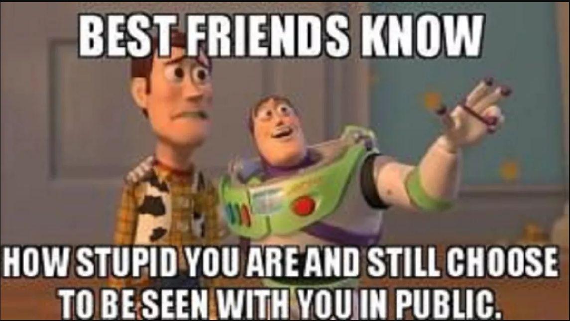 animated friend memes