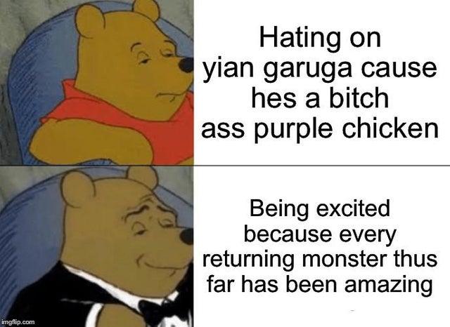 animated monster hunter memes