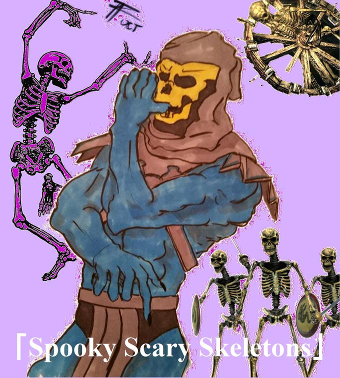 animated spooky memes