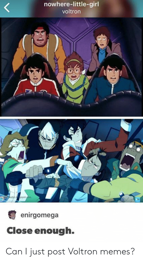animated voltron memes