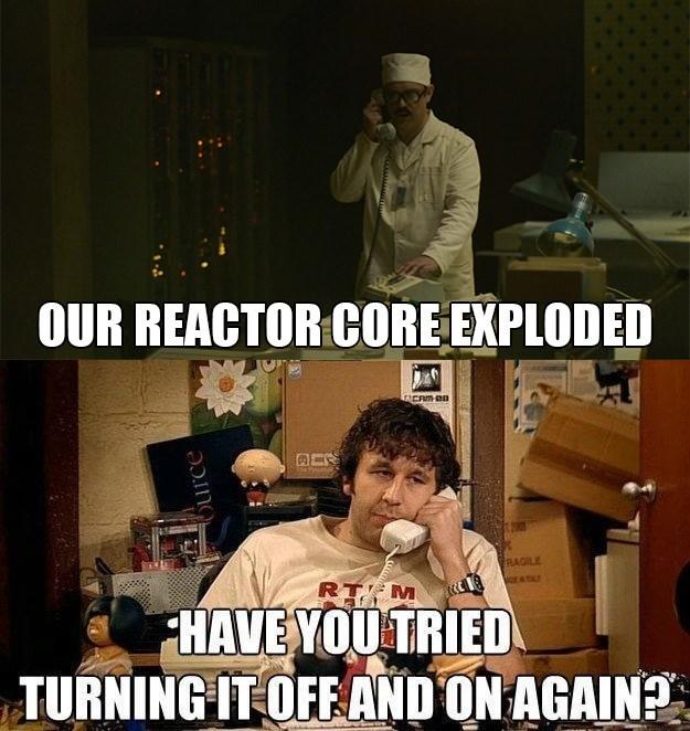 cheerful Chernobyl memes