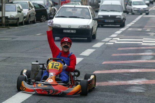 cheerful Mario memes