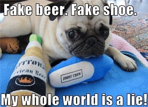 cheerful Pug memes