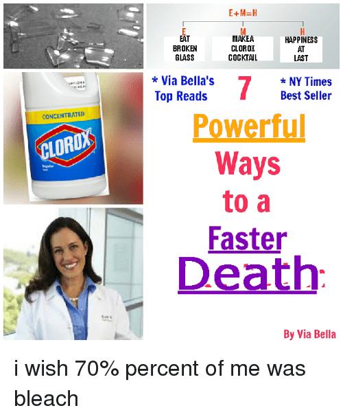 cheerful bleach memes