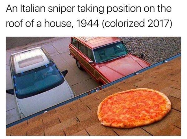 cheerful fake history memes