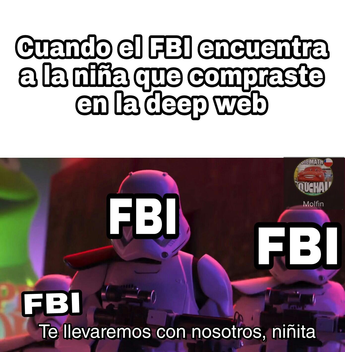 cheerful fbi memes