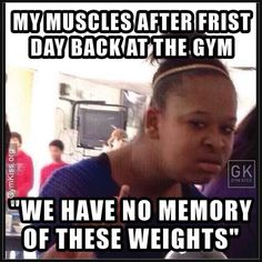 cheerful fitness memes