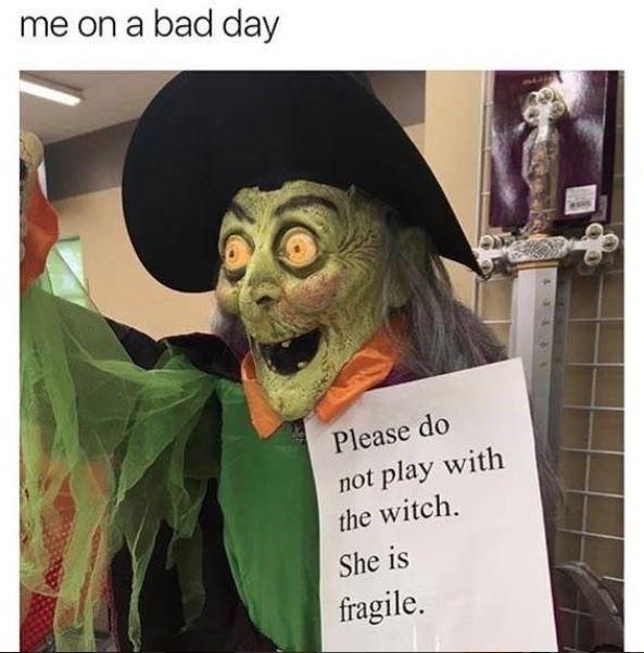 cheerful spooky memes
