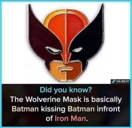 cheerful wolverine memes
