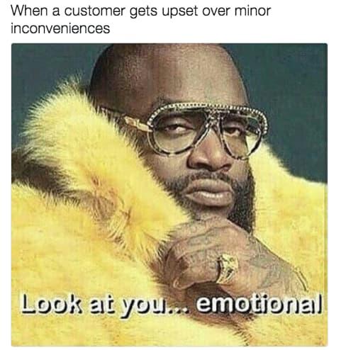 cheerfull retail memes