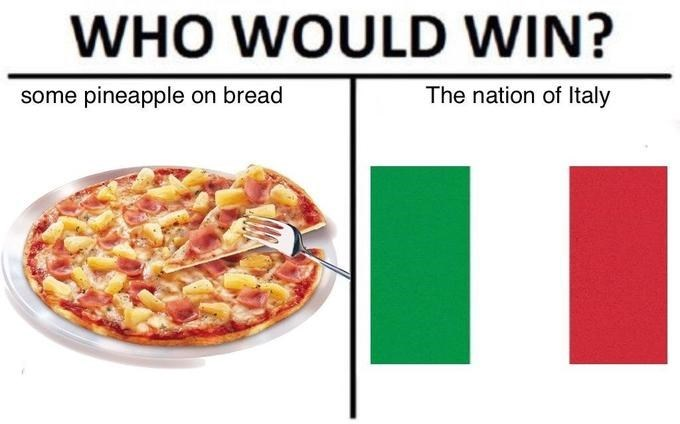 cheerfull who would win memes