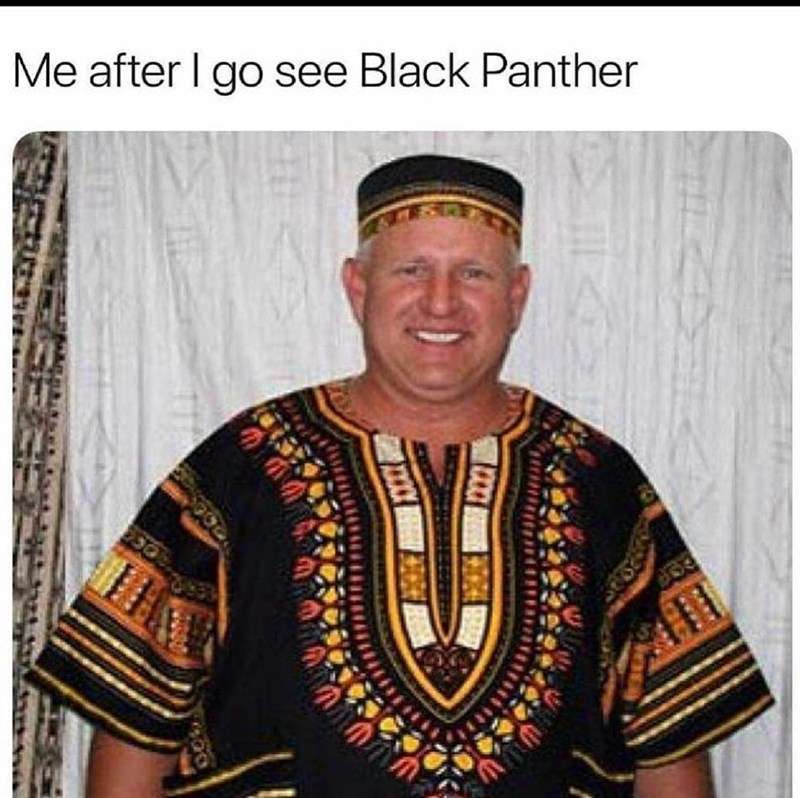 chucklesome Black panther memes