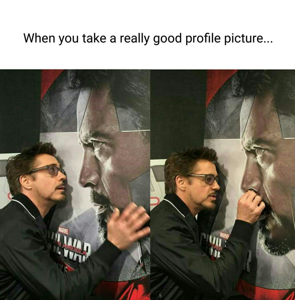 chucklesome Robert Downey Jr. Memes