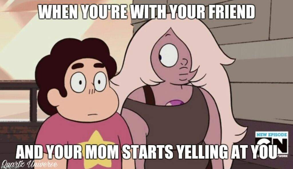chucklesome Steven universe memes