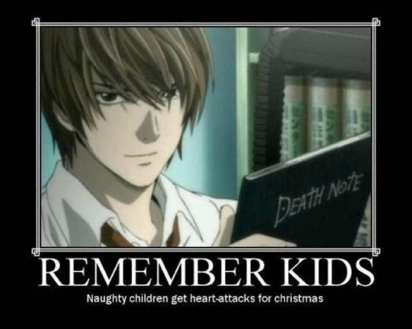 chucklesome death note memes