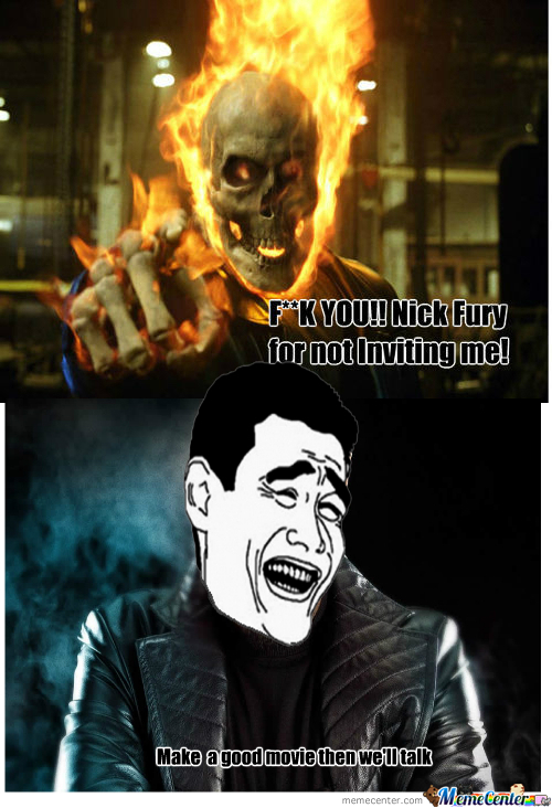 chucklesome ghost rider memes