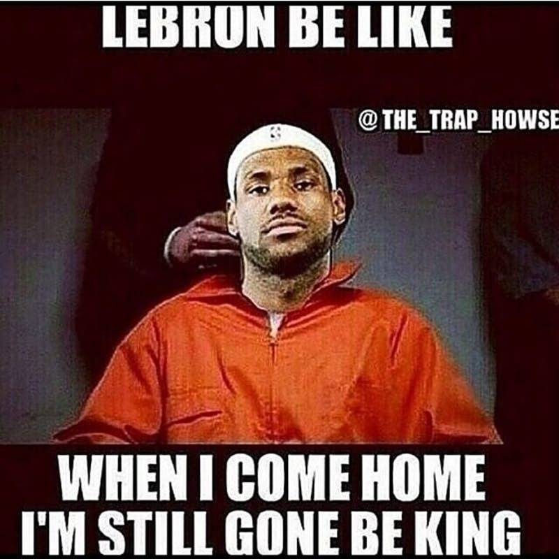 chucklesome lebron james memes