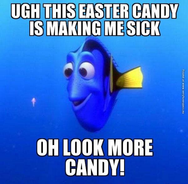 comic Easter memes
