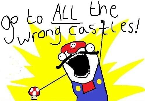 comic Mario memes