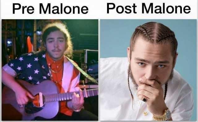 comic Post malone memes