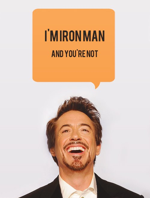 comic Robert Downey Jr. Memes