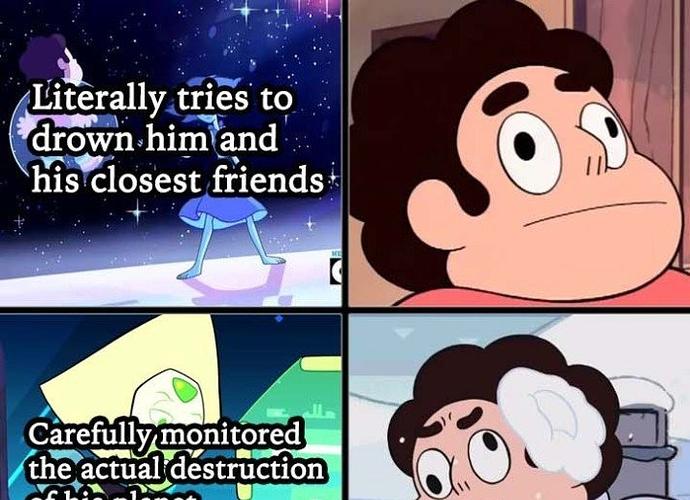 comic Steven universe memes