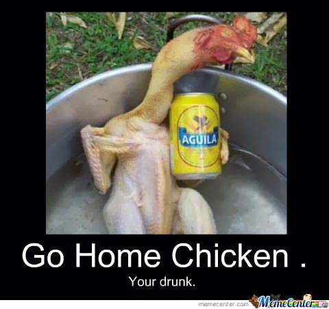 comic chicken memes