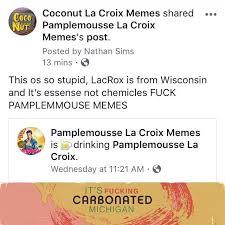 comic la croix meme