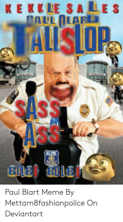 comic paul blart memes