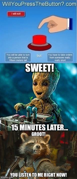 comical Rocket raccoon memes