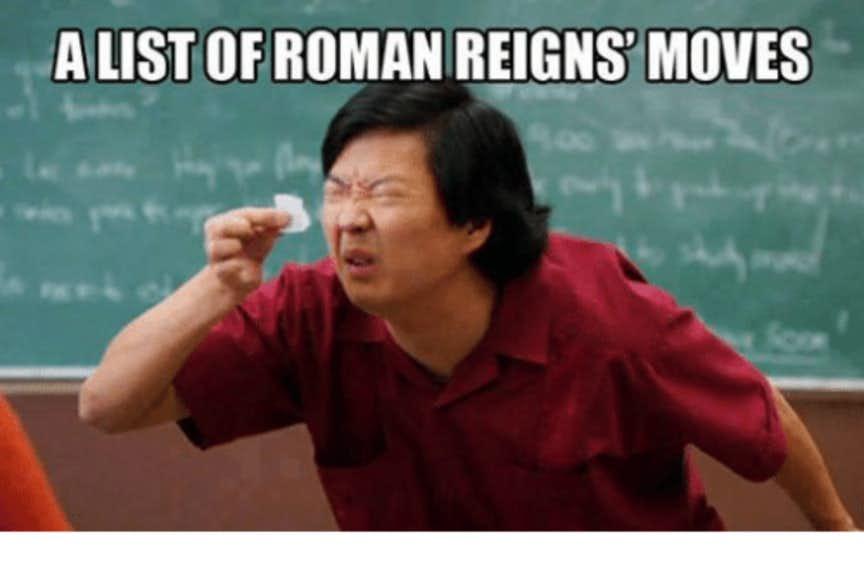 comical WWE Memes