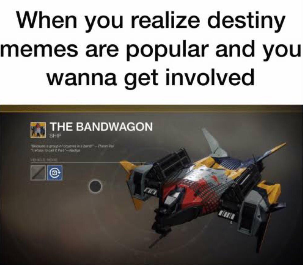 comical destiny memes