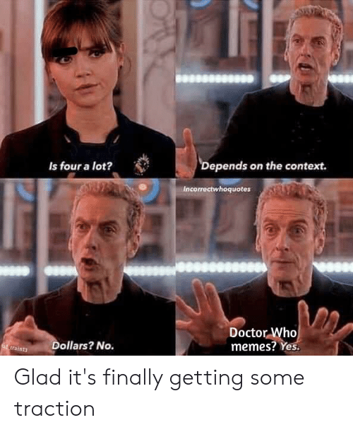 comical doctor who memes