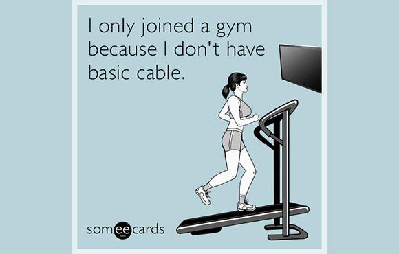 comical fitness memes