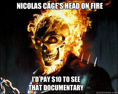 comical ghost rider memes