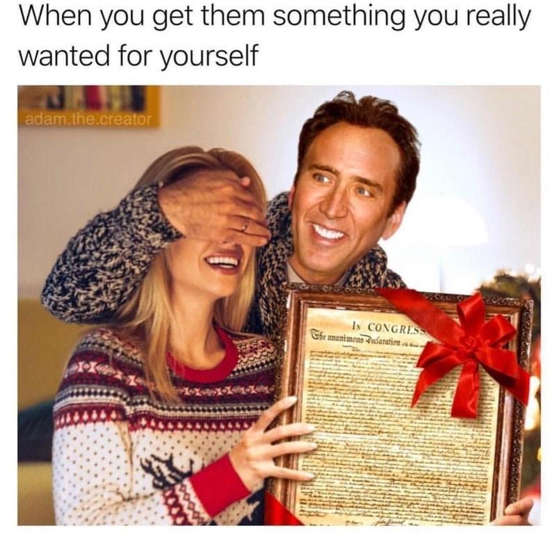 comical nicolas cage memes