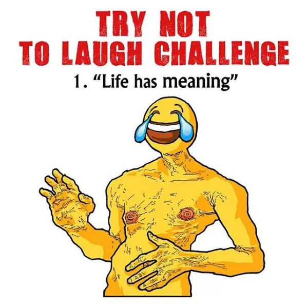 comical nihilist memes