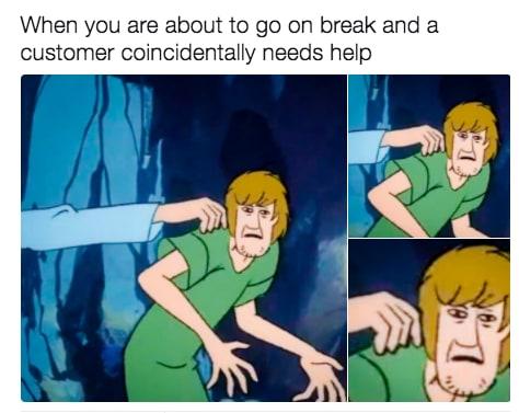comical retail memes