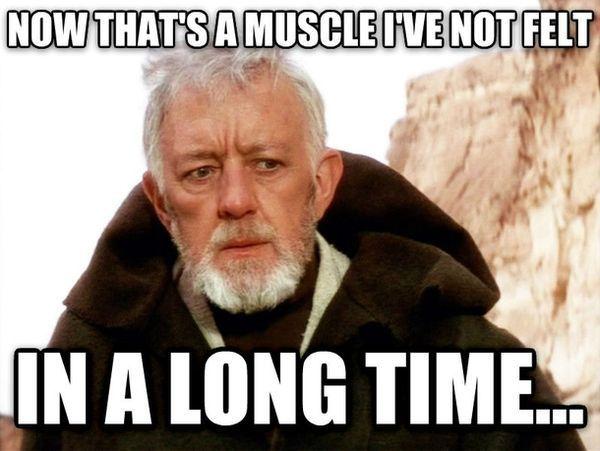 comical workout memes
