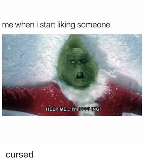 droll, Cursed memes