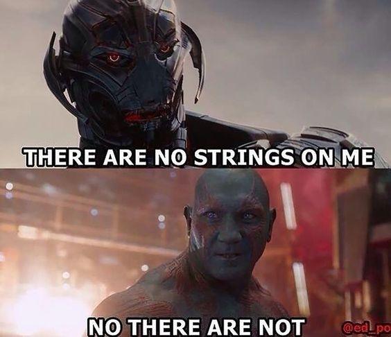 droll, Drax memes
