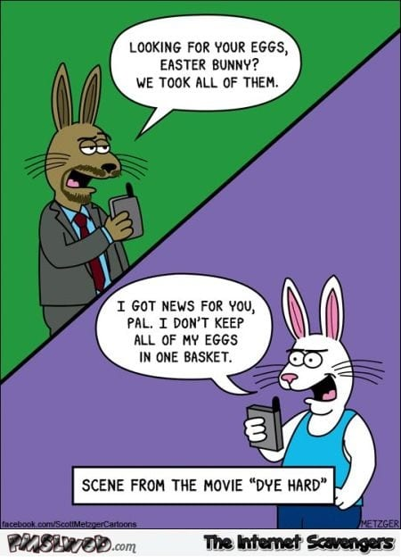 droll, Easter memes