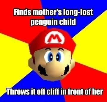 droll, Mario memes