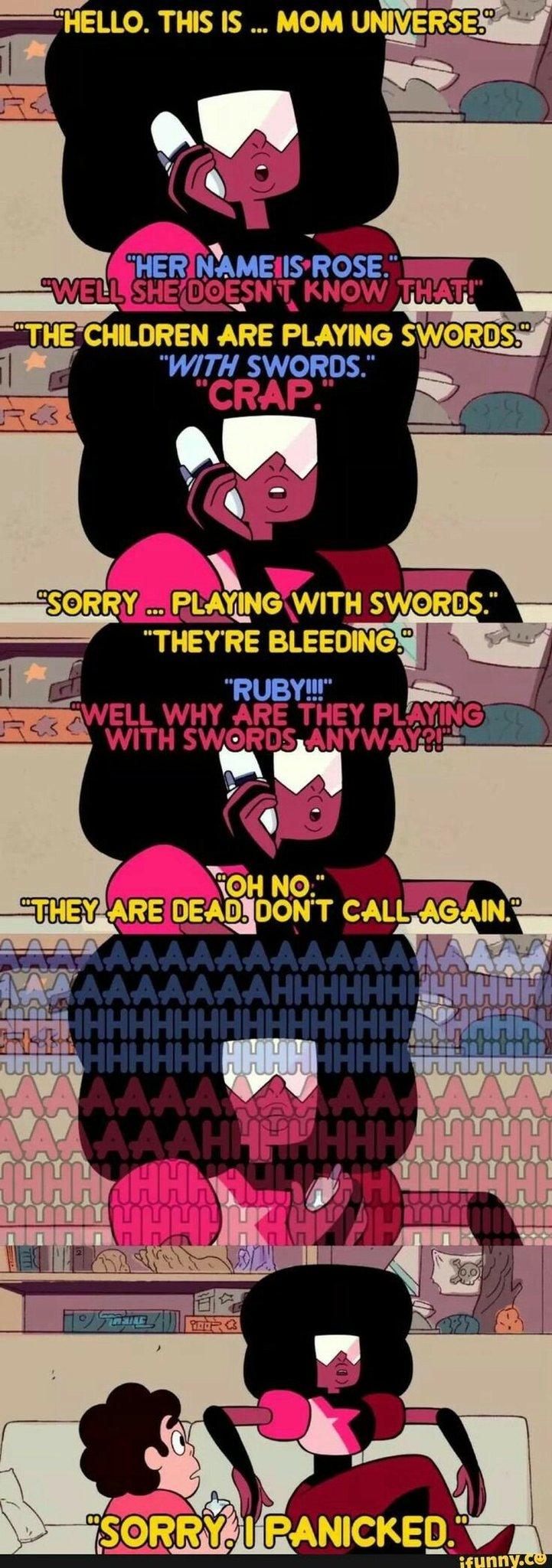 droll, Steven universe memes