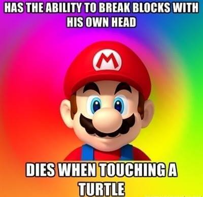 droll, Video game memes