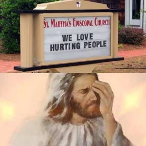 droll, christian memes