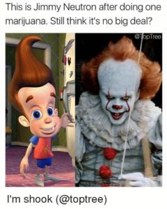 droll, jimmy neutron memes